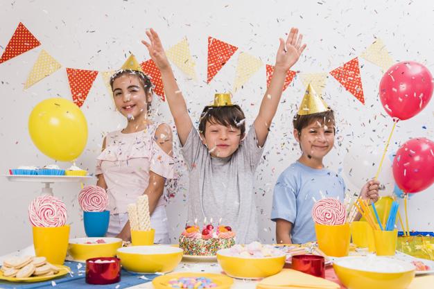 sjov børnefødselsdag for drenge