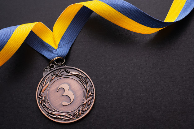 bronze medalje