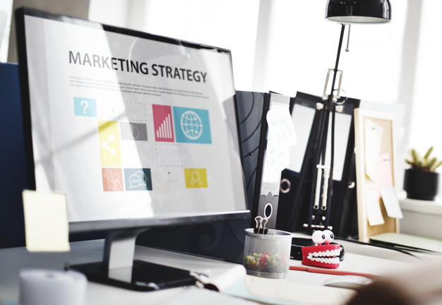 online marketing strategi
