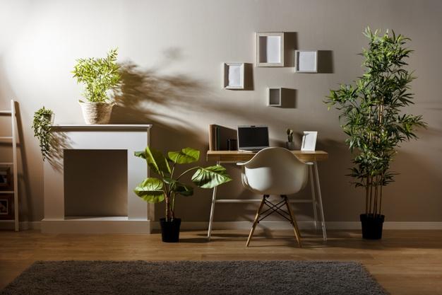 samlet møbler