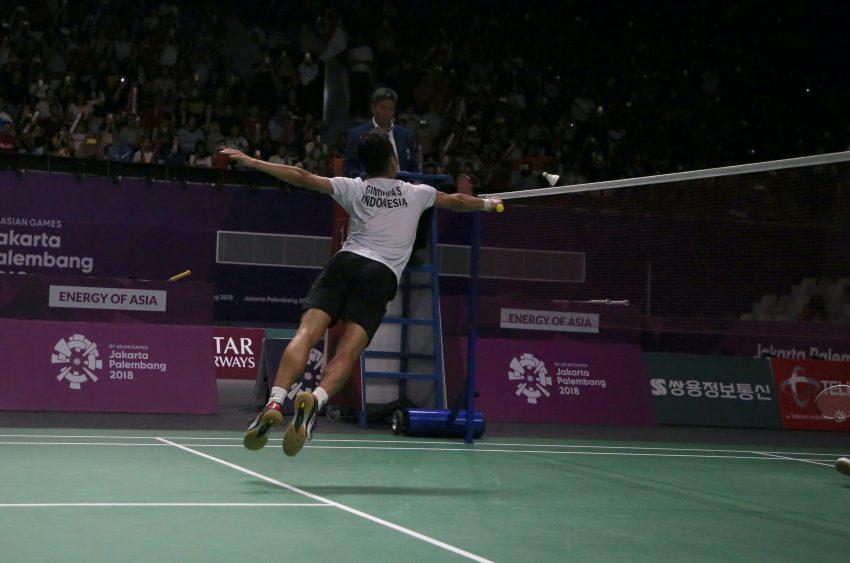 badmintonsko dame