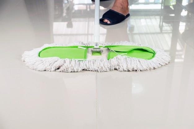 rensning af fliser med imprægnering